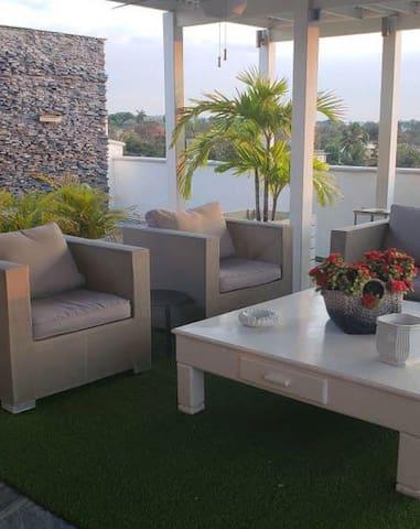 Luxury and Comfort in Miramar Habana Penthouse