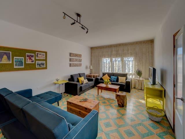 Casa Arbós: ideal per a grups - Arbeca - บ้าน