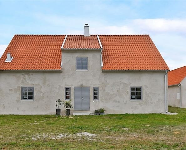 Sea views - traditional Gotland stone house