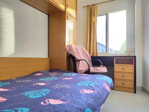 Nice & Cozy room ► near University