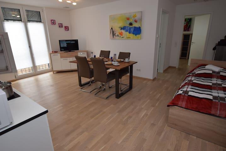 AB Apartment Objekt 103