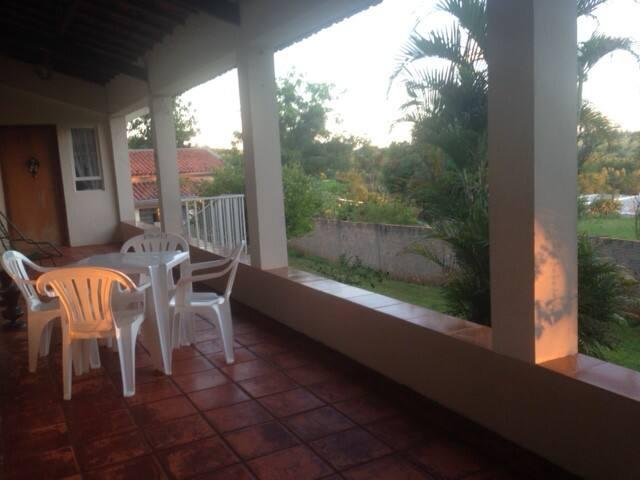 Águas de Santa Barbara Paz, sossego  tranquilidade