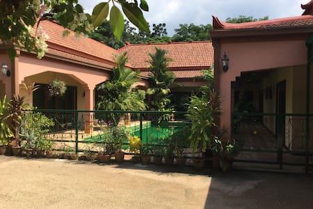 Villa Frangipani - Bang Lamung District - Villa