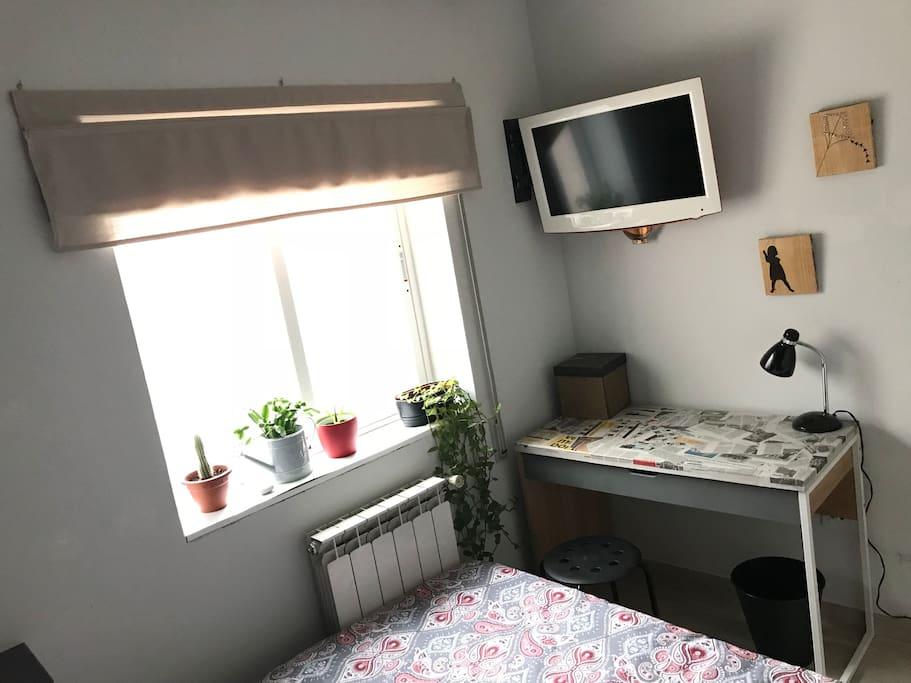Habitación para los huéspedes