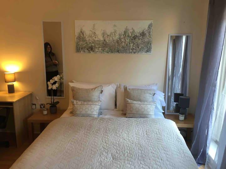 Double En-suite Room Docklands E14