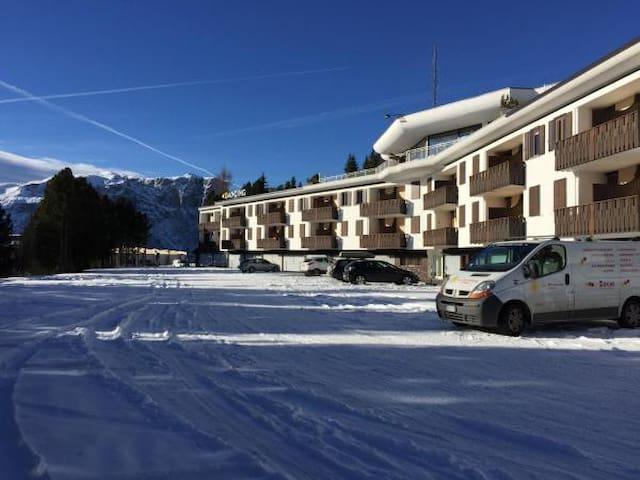 Piccolo Monolocale in residence Alpe di Siusi