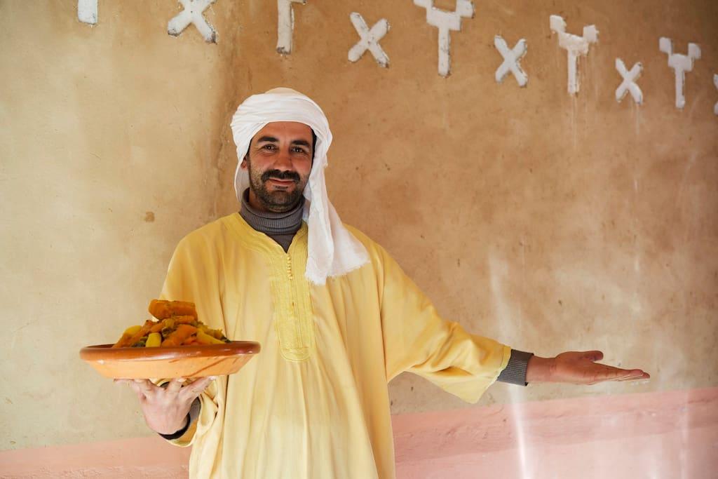 mohamed jamili gérant DAR ZARA