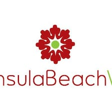Península Beach Villas is the host.