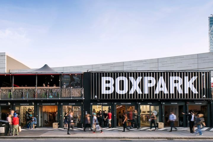 Boxpark - 30 seconds from property