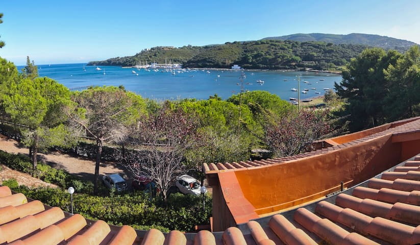 Elba - Porto Azzurro - App bilocale - Mola - Departamento