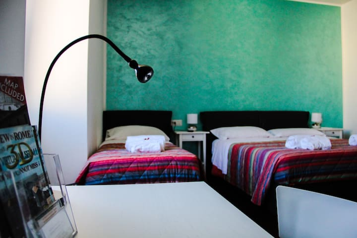 B&B HomEataly Civitavecchia - Civitavecchia - Bed & Breakfast