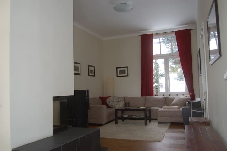 Belle Etage - exclusive EG-Wohnung - Friedrichroda - Apartment