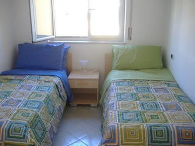 2 bed seaview apartment in Calabria
