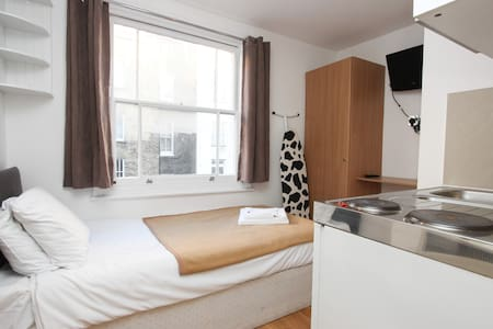 Affordable Single Studio Next to Hyde Park H201 - Londen