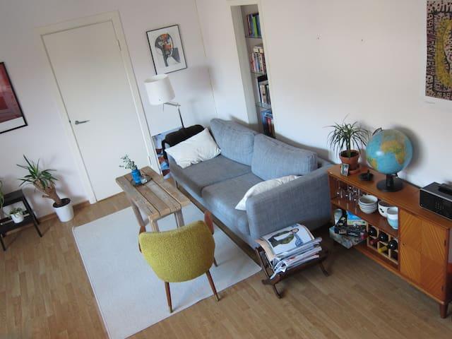 Social area - living room