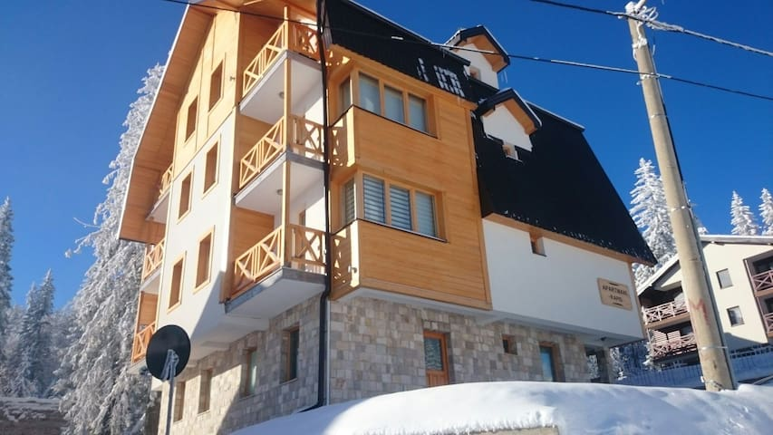 Jahorina - Cozy Studio RAPID - Jahorina - Apartment