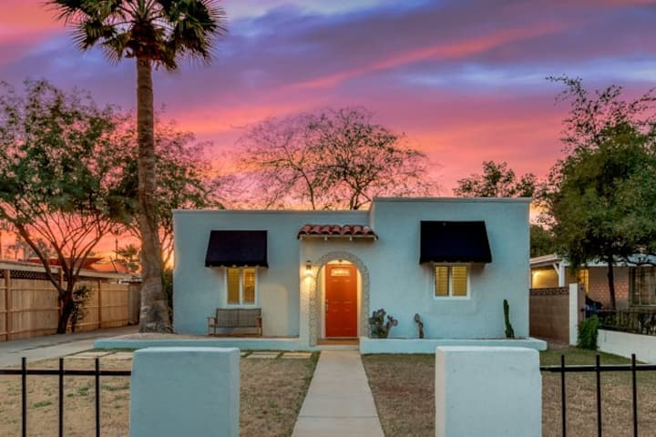 Charming Historic Home + Tiny Home Casita in PHX