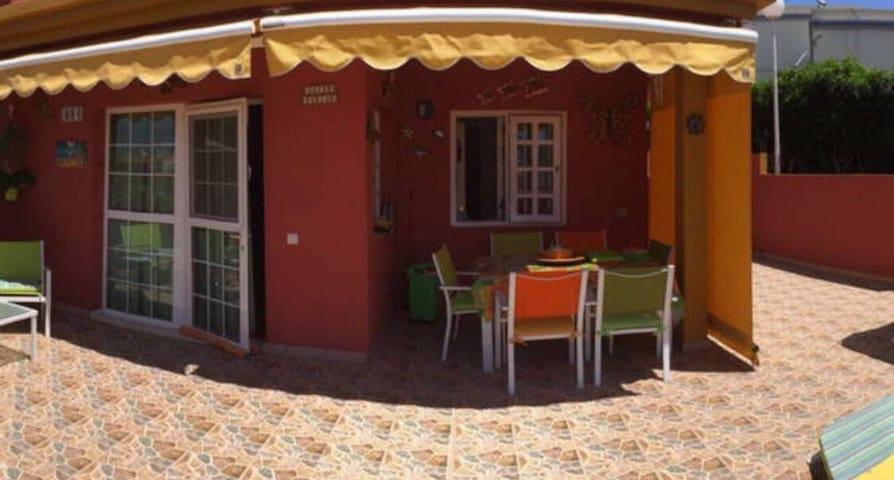 Fantástic Bungalow duplex 2 bedrooms San Agustin