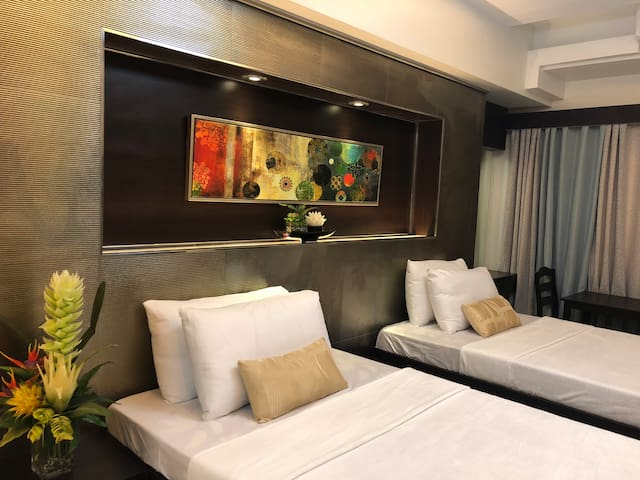 Urban Suites Tagaytay : Family Suite