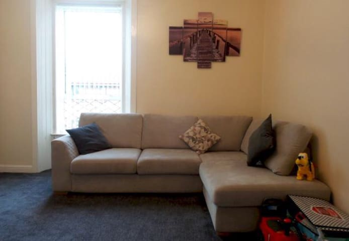 Very homely, ideal for contractors - Grangemouth - Apartament