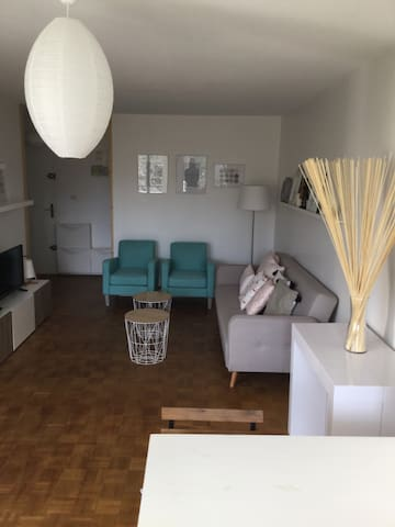 Montpellier : appartement quartier Aiguelongue.