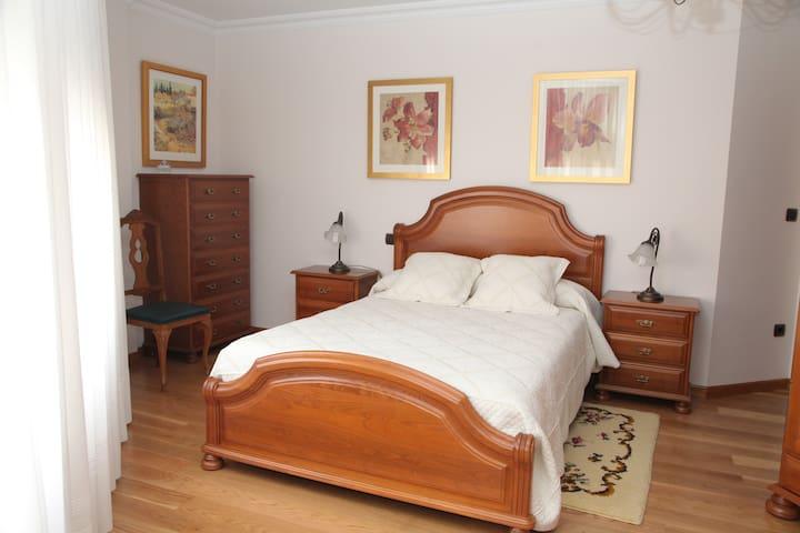 Habitacion doble Alsasua-Aralar-Urederra
