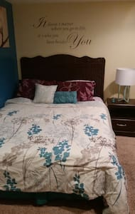 Cozy Basement Suite/Private Bath - Milford Mill - Dom