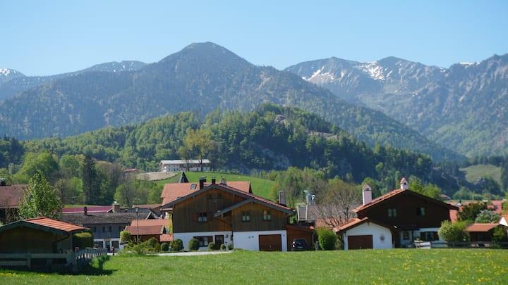 Traumferienwohnung in Fischbachau