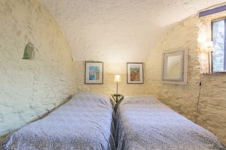 The Old Stables,Apricale, Liguria. - Apricale - Apartemen