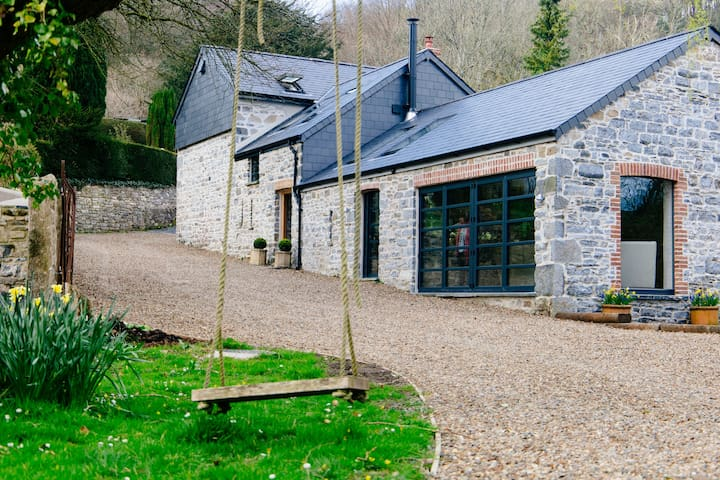 Beautiful barn conversion, Narberth