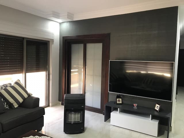 Brand new apartment with  private room for couple