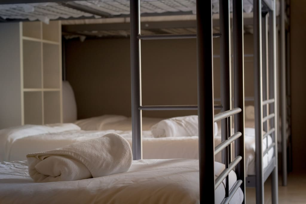 Clean and comfort Beds