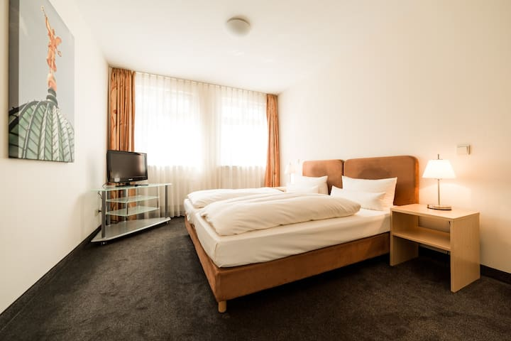 Apartment directly in the centre of Dresden