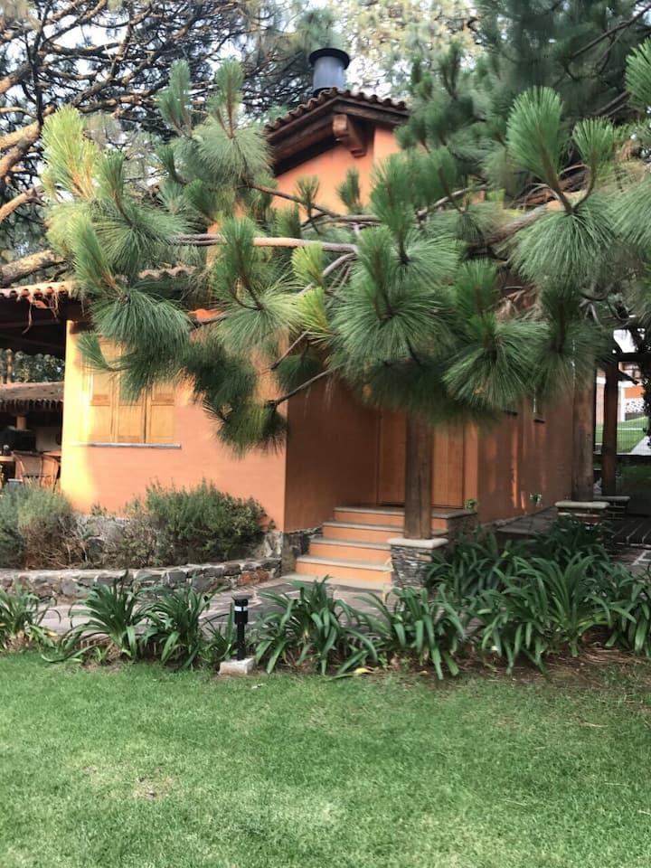 Villa los Cipreses cabañas Ideales de Pareja