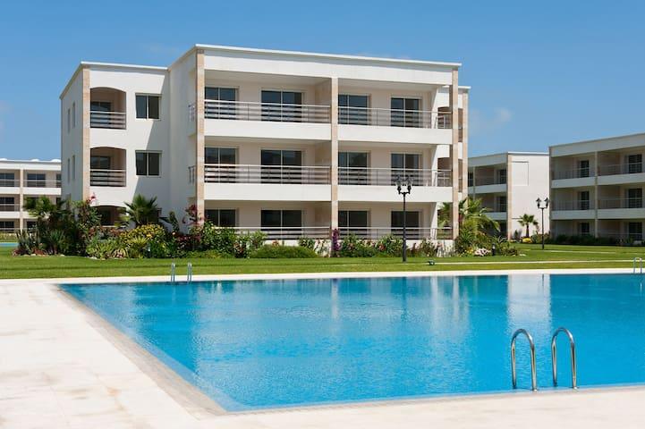 Apartment in Luxury Beach Resort OLA BLANCA 2 - Casablanca - Apartment