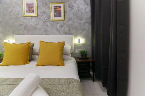 Elegantna soba El Gotic sa zasebnim kupatilom
