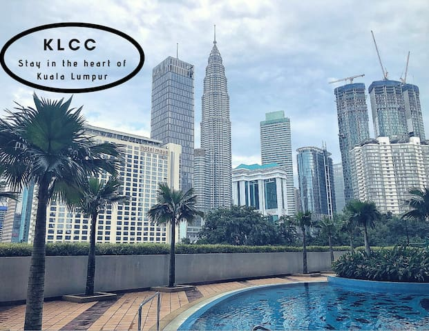KLCC view | Private Master Room with bathroom