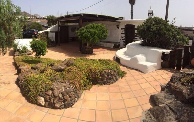 Finca Antigua - Las Breñas - Rumah