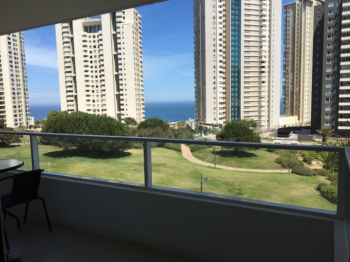 Habitación privada a pasos de playa Los Lilenes