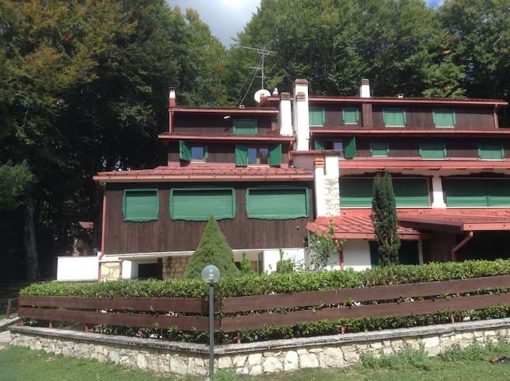 Appartamento dei boschi - Monte Livata (Subiaco)