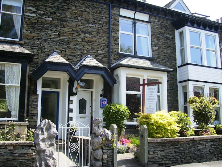 Westbury House is a Victorian terraced house