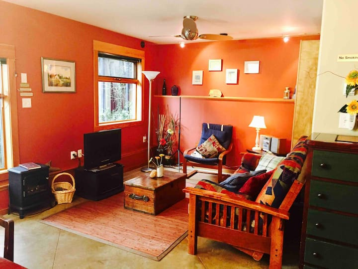 1 BR Suite Downtown, wheelchair accessible