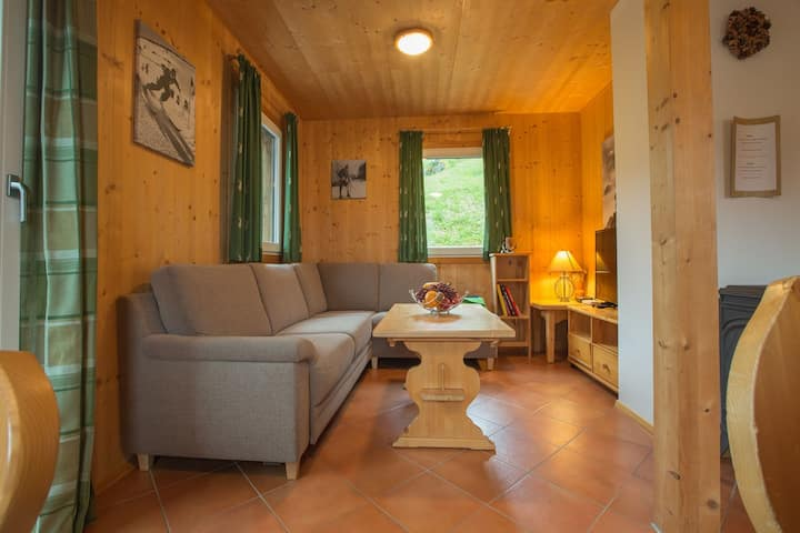 Gorgeous Chalet in Annaberg-Lungötz with Swimming Pool