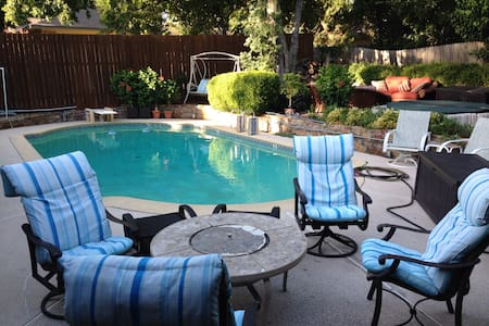 Upscale Home w/ Pool Paradise Hot Tub etc. PRIVATE - Duncanville - 一軒家