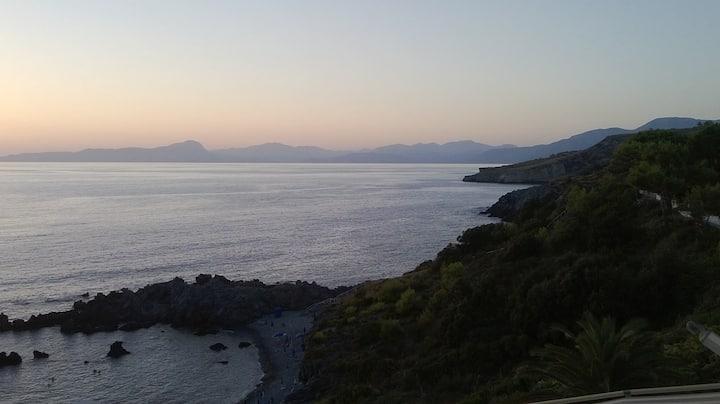Casa vacanza  sul mare in  Calabria