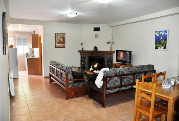 Ruralguejar Apartamento Superior con chimenea