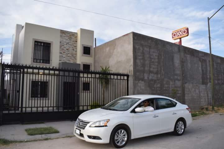 ESTRENA!!! Casa en LAS ARBOLEDAS hasta 8 personas
