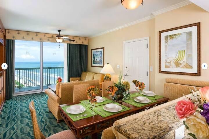 Luxury Beachfront Resort