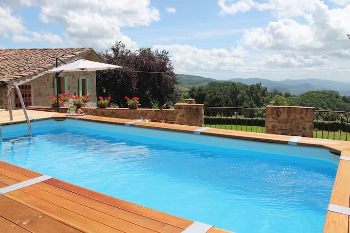 La Terrazza del Bosco Verde - Massa e Cozzile - Villa