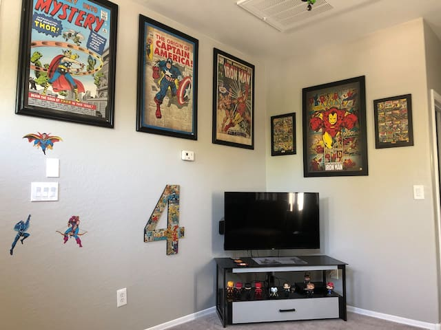 Comic themed Casita!